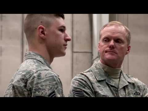 Video Tribute: Chief Master Sergeant of the Air Force