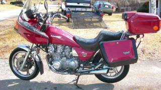 my bike - a 1984 kawasaki ltd 700 - youtube