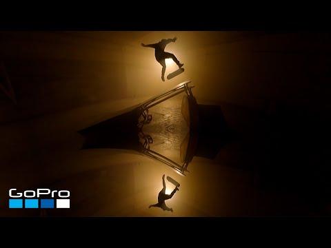 GoPro: Warehouse Skate with Chris Cole, Sean Malto and Sewa Kroetkov | Pieced Together