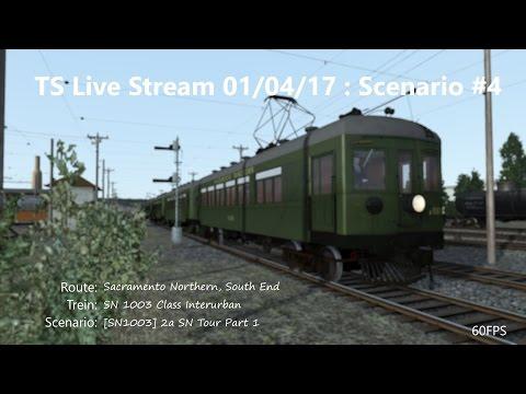 [SN1003] 2a SN Tour Part 1 (Livestream 01/04/17)