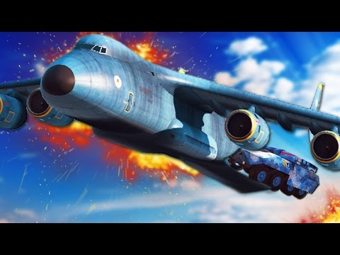 FLYING TANKS | Just Cause 3 #4 - UCYzPXprvl5Y-Sf0g4vX-m6g