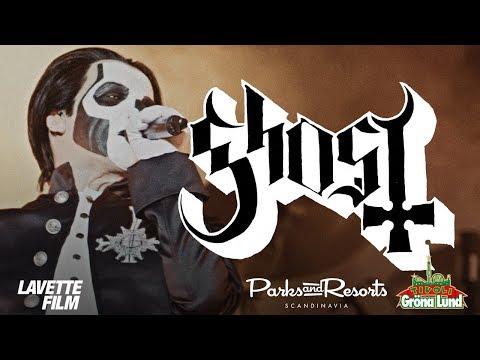 Ghost – Konsertfilm – Gröna Lund 29/9 2017