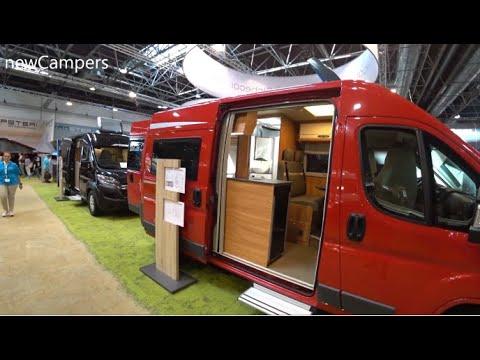 The 2020 POSSL SUMIT camper