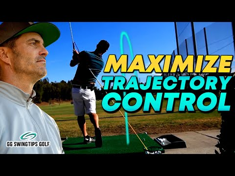 Maximize Trajectory Control  | Golf Swing Tips