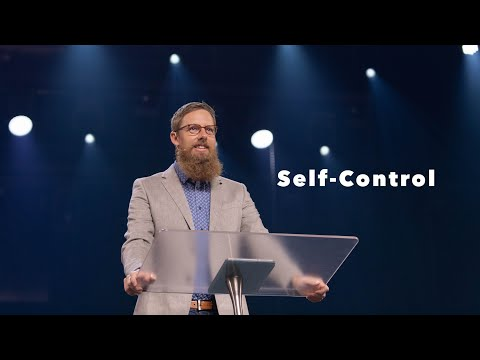 Gateway Church Live  Self-Control by Pastor Josh Morris