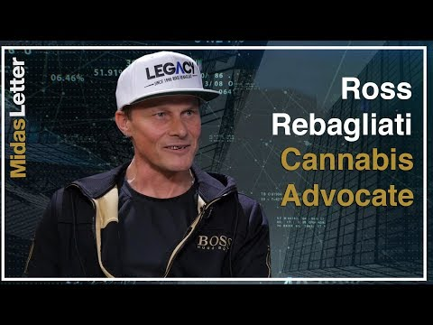 Olympic Gold Medalist Levelling the Playing Field in Cannabis