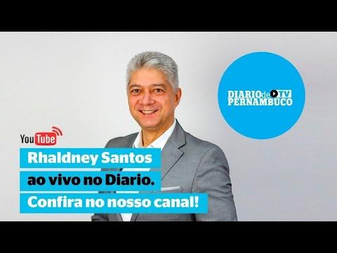 12/08 - Manhã na Clube com Rhaldney Santos