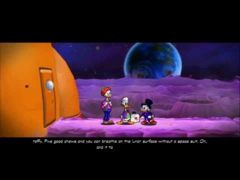 Duck Tales Remastered / Episode 6: The Moon (HD) - UCYwe7UTilMts1spQ5qlqC7A