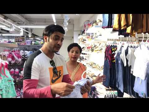 Shopping 🛍  | Mr Sammy Naz | Husband Wife Funny Comedy Video