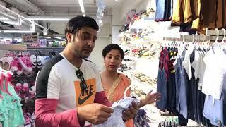 Shopping ?  | Mr Sammy Naz | Husband Wife Funny Comedy Video