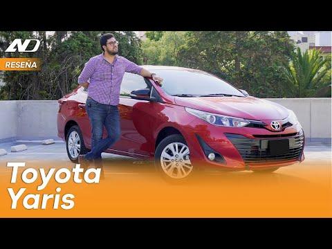 Toyota Yaris Sedan - Es un coche ¯_(?)_/¯