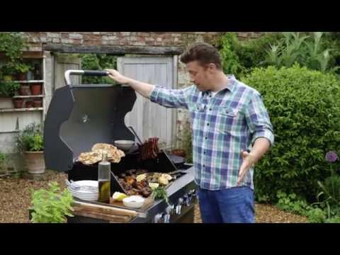 Jamie Oliver grill tips