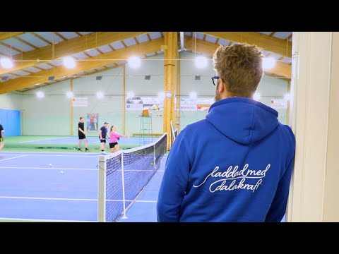 Dalakraft sponsrar Mora Tennisklubb