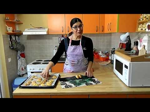 Recept za brze kiflice sa sirom -  bez kvasca