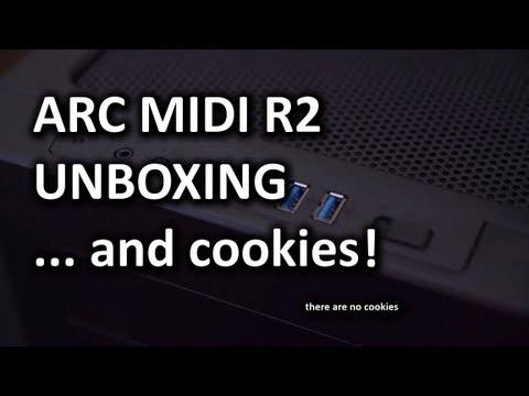 Fractal Design Arc Midi R2 Unboxing & Overview - UCXuqSBlHAE6Xw-yeJA0Tunw