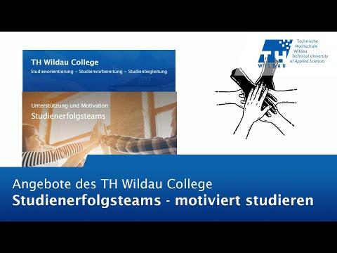 Studienerfolgsteams der TH Wildau - motiviert studieren