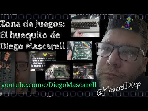 Zona de Juegos: El huequito de Diego Mascarell