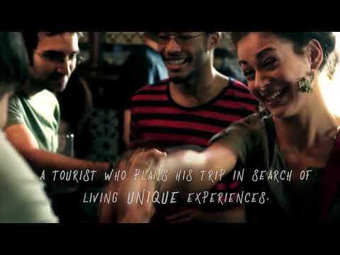 Vídeo lanzamiento creatividad Spain is part of you 2017. INGLÉS