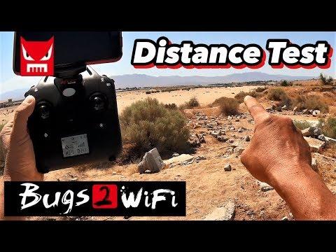 MJX Bugs B2W Distance Test - UC9l2p3EeqAQxO0e-NaZPCpA