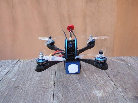 LisamRC LS-X220: unboxing, analysis configuration, and demo flight (Courtesy Banggood) - UC_aqLQ_BufNm_0cAIU8hzVg