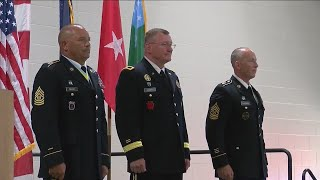 Vt National Guard welcomes new high-ranking official