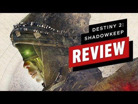 Destiny 2: Shadowkeep Review - UCKy1dAqELo0zrOtPkf0eTMw