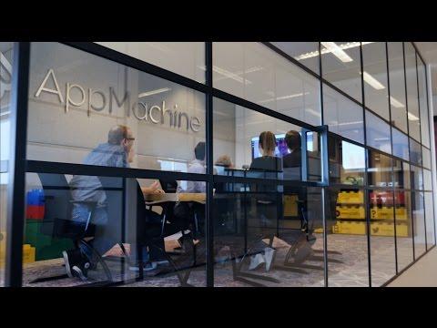Werken bij AppMachine