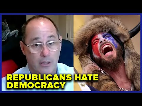Fred Guttenberg: Republicans are Anti-Democracy | The MeidasTouch Podcast