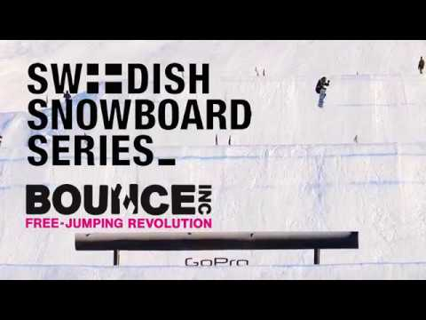 Swedish Snowboard Series 2018 Kläppen | BOUNCE Sweden