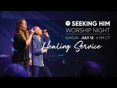 Seeking Him Livestream  Sojourn Church  July 12th, 2020