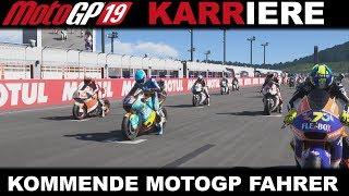 Wer sind die kommenden Top Fahrer in der MotoGP?   MotoGP 19 KARRIERE #045[GERMAN] PS4 Gameplay