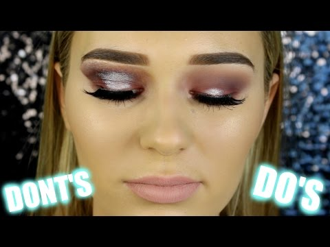 Eyeshadow Do's & Dont's   Makeup Mistakes To Avoid - UCPG6A5tNaPfv2SRNW2beq5Q