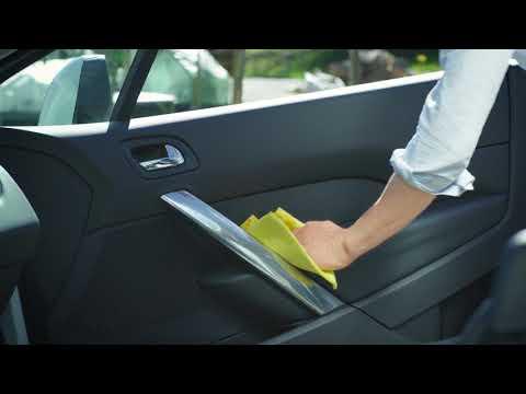 Vask bilen med din Wettexklud