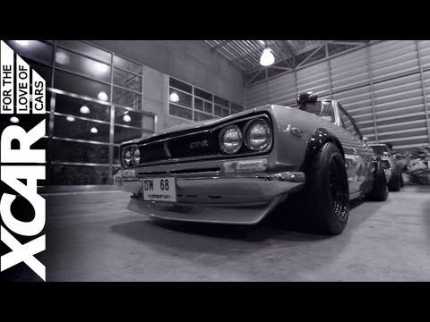 Classic car garage, @Speed Garage, Thailand - XCAR - UCwuDqQjo53xnxWKRVfw_41w