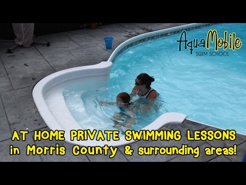 Morris County, New Jersey at Home Swim Lessons