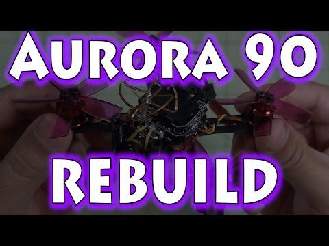 Aurora 90 New Frame Rebuild - UCnJyFn_66GMfAbz1AW9MqbQ