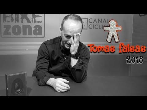 Hoy Josema Fuente es el INOCENTE de la redacción de BikeZona