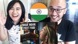 Indonesians React To We Tried Unique Indian Street Food | East Delhi Food Tour | Flying The Nest