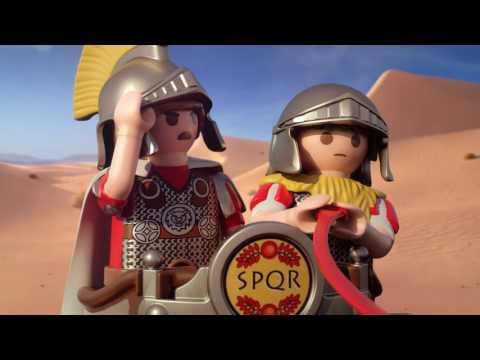 PLAYMOBIL A maldição do Faraó - O filme