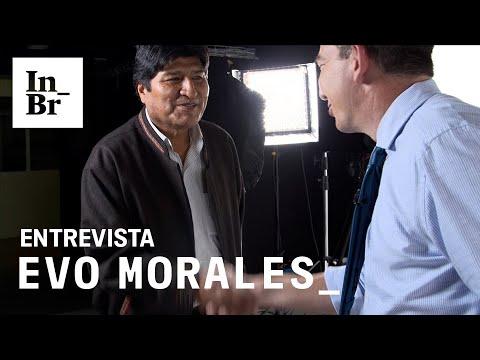 EXCLUSIVO: Glenn Greenwald entrevista Evo Morales, o ex-presidente da Bolívia