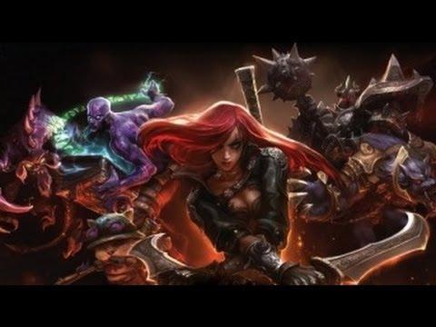 League of Legends: Dominion in Action - UCKy1dAqELo0zrOtPkf0eTMw