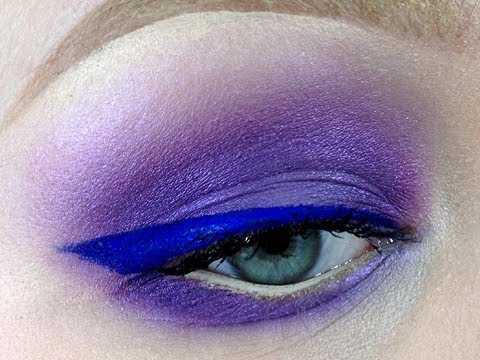 Extreme Purples for Spring Makeup Tutorial - UCzTKskwIc_-a0cGvCXA848Q