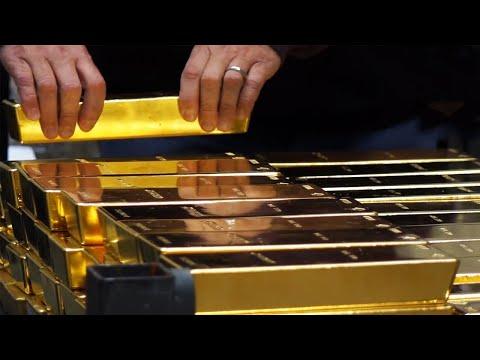 Добыча и производство Золота и золотых изделий photo