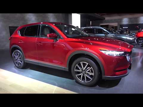 The new 2020 MAZDA CX 5 - Show Room JAPAN