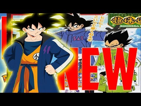 NEW Leaked Image And Story Details: Dragon Ball Super Movie 2018 Exclusive