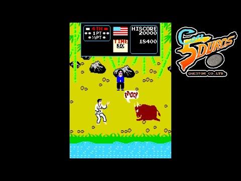 """KARATE CHAMP VS  - """"CON 5 DUROS"""" Episodio 869 (+Vesion NES) (1cc) (RANK CHAMP)"""