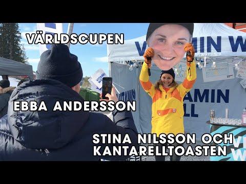 VLOGG 2 - Stina Nilsson och kolbullen i Östersund