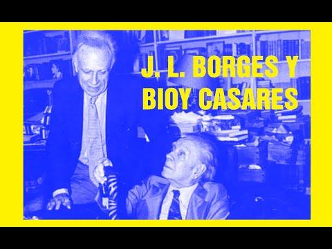 Vidéo de Adolfo Bioy Casares