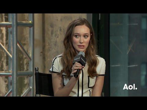 AOL BUILD - Fear The Walking Dead: Alycia Debnam-Carey Interview - default