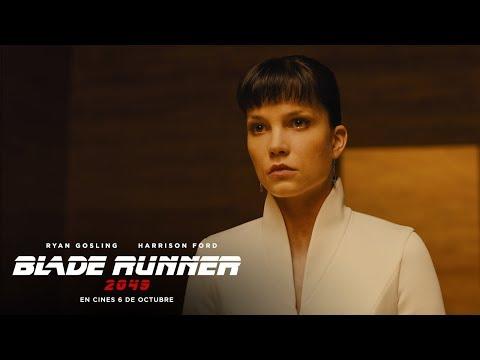 BLADE RUNNER 2049. Conoce a Luv. En cines 6 de octubre.
